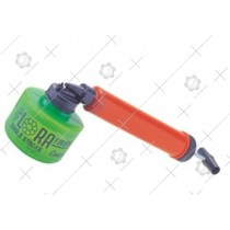 Flora Single Stroke Red / Green Sprayer