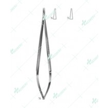 Jacobson Needle Holder, without Catch, 185 mm