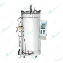 Double Wall Autoclave With Vacuum