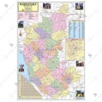 Karnataka Political map