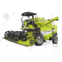 Agrowave-4000 4x4 Combine Harvester
