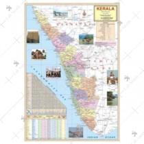 Kerala Political Map