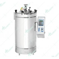 Semi Automatic Double Wall Autoclave