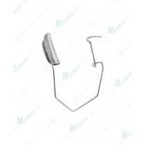 Kratz-Barraquer Wire Speculum, 15 mm blades