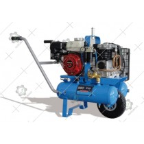 WHEELED ENGINE DRIVEN COMPRESSORS