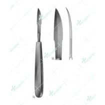 Meniscus Knives, 170 mm
