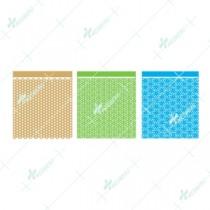 Titanium mesh system