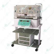 Incubator Mounted on Trolley with 3 Drawers and Double Walled Canopy