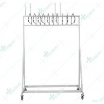 MOBILE STORAGE SYSTEMS WITH HANGERS