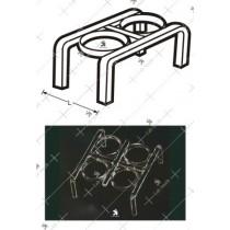 Muffle Trays