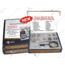 Rocks & Minerals Test Kit
