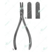 Nail Extracting Forceps, 135 mm