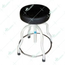 Patient Revolving Stool (Cushioned Top)