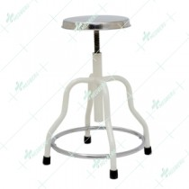 Patient Revolving Stool (S.S. Top)