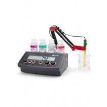 pH/mV Benchtop Meter - HI22091
