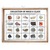 Collection of Soils & Clays