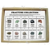 Minerals Fracture Collection (Set of 10)