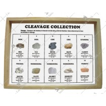 Minerals Cleavage Collection (Set of 10)