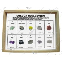 Minerals Colour Collection (Set of 10)