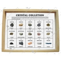 Minerals Crystal Collection (Set of 15)