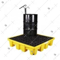 Poly Spill Pallet (4 Drum)