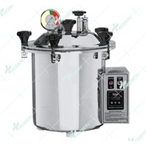 Portable Steam Autoclave (Semi Automatic)