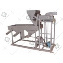 Pulses Cleaner-Cum-Grader (Lab Model)