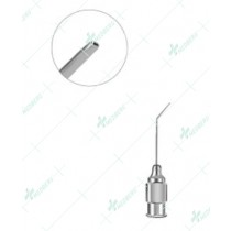 Rainin Air Injection Cannula, Flat Tip, 30 gauge
