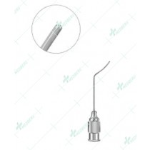 Randolph Cyclodialysis Cannula, Formed Flat Tip