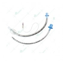 Reinforced Endotracheal Tube - Cuffed & Plain