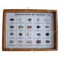 Collection of 20 Rocks (Set A)