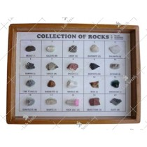 Collection of 20 Rocks (Set B)