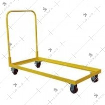 Rolling Cart for Spill Decks