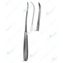 Salenius Meniscus Knives, 220 mm