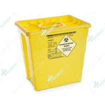 Special Disposable Waste Container-30 Double Lid