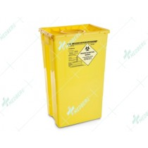 Special Disposable Waste Container-60 Double Lid