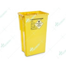 Special Disposable Waste Container-60 Single Lid