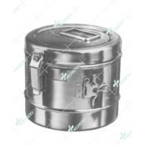 Schimmelbusch Dressing Drum, 80 x 80 mm