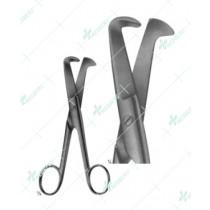 Schumacher Umbilical Cord Scissors, 155 mm