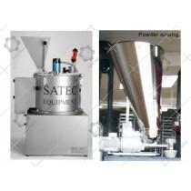 Seed Coating/Pelleting Machine (From SATEC Handelsges. Germany)