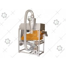 Seed Grader (Air Screen Cleaner Type) Lab Model