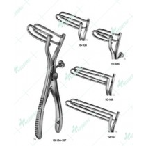 Sims Rectal Instruments, 190, 60, 20 mm