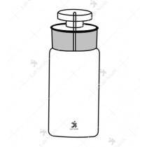 Specific Gravity Bottles, Hubbard, Cylindrical, 25 ml. Cap.