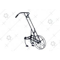 Hand Wheel Hoe With Three Tine