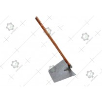 Garden Spade With Wooden Handle