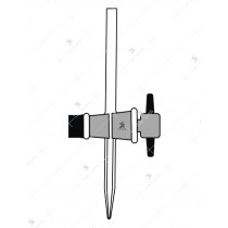 Stopcock for Burette, with PTFE Plug.