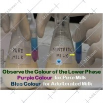 Synthetic Milk Testing Kit