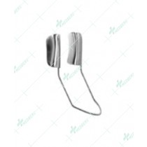 Temporal Approach Wire Speculum