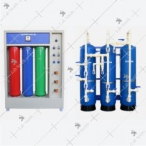 Commercial Three Bed Demineraliser