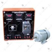 Thyristor/IGBT Controlled AC Motor With VVVF Control